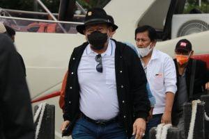 Ketua DPD RI saat melakukan kunjungan ke Pulau Bidadari, Kepulauan Seribu untuk Rapat Konsolidasi anggota DPD RI Wilayah Barat, 9 Januari 2021, yang lalu.