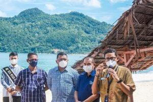 Potensi Wisata Olahraga di Pantai Lampuuk Aceh