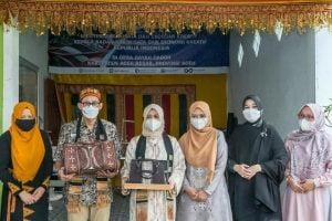 Pelaku Ekonomi Kreatif Dayah Daboh Aceh