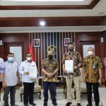 DPD RI MoU dengan PT.Garuda Indonesia Tbk