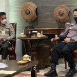 kapolri jenderal listyo sigit prabowo bertemu dengan menteri pertanian
