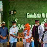 Sylviana-Murni-Komite-III-DPD-RI-saat-pertemuan-dengan-pengelola-Desa-Wisata-Serdang-Wetan-dan-pemerintah-daerah