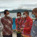 Wakil-Ketua-DPD-RI-Nono-Sampono-melakukan-kunjungan-ke-lokasi-pembangunan-Pelabuhan-Ambon-Baru