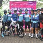 World-Bicycle-Day-Ladies-&-Newbie-Ride-Gowes-Young-Ladies