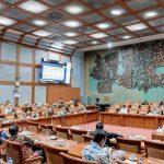 rapat-menparekraf-dan-komisi-x-di-dpr-ri-membahas-sektor-pariwisata-dan-ekonomi-kreatif