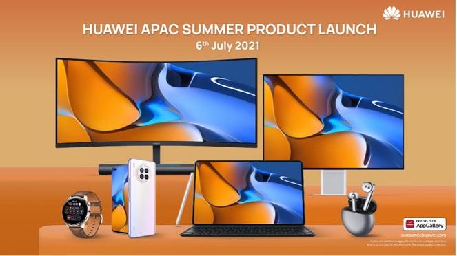 HUAWEI Summer Launch APAC