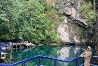 danau-biru-desa-walasiho