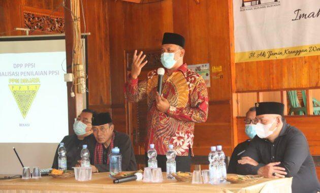 Technical Meeting Persatuan Pencak Silat Indonesia